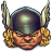 48x48px size png icon of Comics Thor