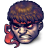 48x48px size png icon of Street Fighter Dark Hadou