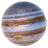 48x48px size png icon of 07 jupiter