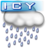 48x48px size png icon of Icy Rain