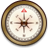 48x48px size png icon of Compass iPhone