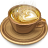 48x48px size png icon of Coffee brown