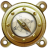 48x48px size png icon of Nautilus Compass
