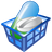 48x48px size png icon of Drug basket