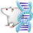48x48px size png icon of Genetics