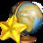 48x48px size png icon of Favoris reseaux