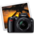 48x48px size png icon of nikon d40 iphoto icon by darkdest1ny