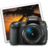 48x48px size png icon of sony a350 iphoto icon by darkdest1ny