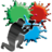 48x48px size png icon of Paint ball