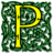 48x48px size png icon of Letter p