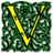 48x48px size png icon of Letter v