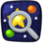 48x48px size png icon of sky map