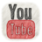 48x48px size png icon of you tube