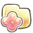 48x48px size png icon of G12 Folder Flower