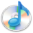 48x48px size png icon of Music