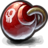 48x48px size png icon of Red Bomb