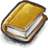 48x48px size png icon of Yellow Book