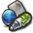48x48px size png icon of Eschtee emel Editor