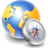 48x48px size png icon of globe 2