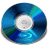 48x48px size png icon of Hardware Blu ray disc