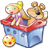 48x48px size png icon of Package toys