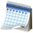 48x48px size png icon of Calendar