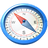 48x48px size png icon of Compass