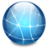 48x48px size png icon of IDisk Globe