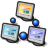 48x48px size png icon of workgroup