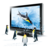 48x48px size png icon of 3D Penguins