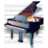 48x48px size png icon of Music Piano