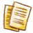 48x48px size png icon of Natsu Document
