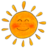 48x48px size png icon of Osd sun