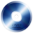 48x48px size png icon of Disk DVD