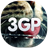 48x48px size png icon of 3gp