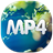 48x48px size png icon of mp 4