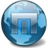 48x48px size png icon of Qs Vista Maxthon VR3