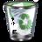 48x48px size png icon of Qx9 Vista Bin2 Full Green
