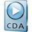 48x48px size png icon of CDA File