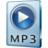 48x48px size png icon of MP3 File