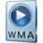 48x48px size png icon of WMA File