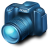 48x48px size png icon of camera