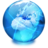 48x48px size png icon of globe