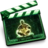 48x48px size png icon of iMovie