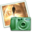 48x48px size png icon of iPhoto