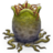 48x48px size png icon of Alien Egg Open