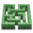 48x48px size png icon of Hedge Labyrinth