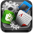 48x48px size png icon of Recycle Bin Full