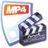 48x48px size png icon of MP4