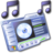 48x48px size png icon of Media Player